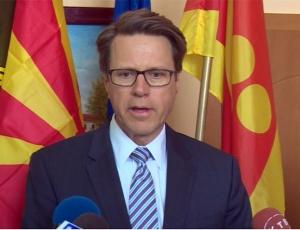 Амбасадорот Жбогар за ситуацијата во земјава