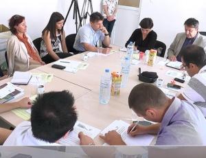 Екологистите во Кавадарци на средба со заменик министерот за животна средина