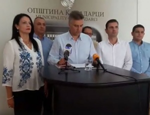 Отчет на градоначалникот Панов за реализираното во вториот мандат
